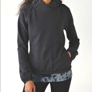Lululemon After All Pullover // Sweatshirt Size 10